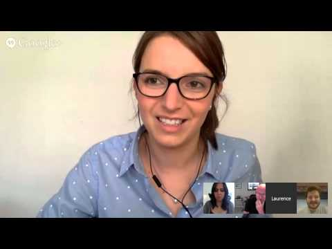 French / Hangout Google News, avec laurence Kozera Foucault