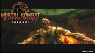 Mortal Kombat: Shaolin Monks - PS2 - Soul Tombs, Boss: Baraka - 12