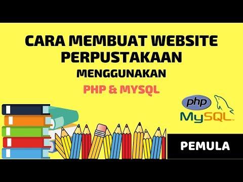cara-membuat-website-perpustakaan-sekolah-dengan-php-mysql---pemula