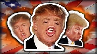 Donald Trump Simulator! (Mr. President)