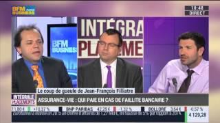 L'assurance-vie en première ligne en cas de faillite bancaire