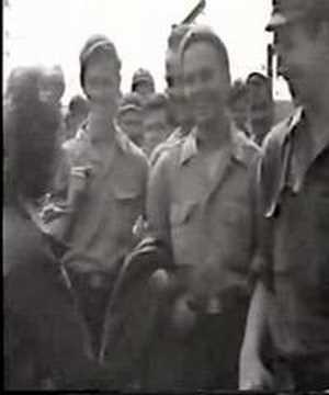 Evacuation of POW