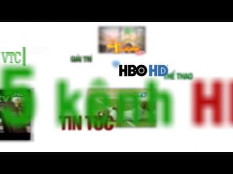 Dịch vụ truyền hình độ nét cao VTC HD | VTC