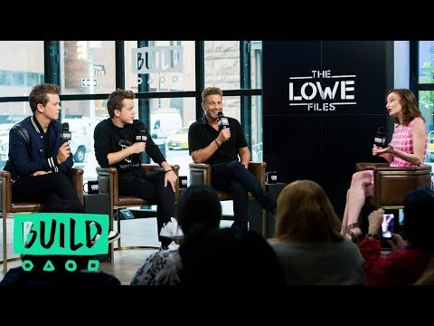Rob Lowe, Matthew Lowe And John Owen Lowe Discuss
