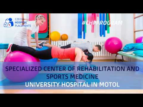 The Specialized Center of Rehabilitation and Sports Medicine focuses on physical therapy for adults and children. We treat patients suffering from various diseases and conditions such as vertebrogenic disorders, neurological diseases, patients after surgeries, injuries of locomotive system, spine surgeries, as well as, patients with internal diseases. #CHPProgram