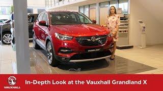 2018 Vauxhall Grandland X Walk Around Review