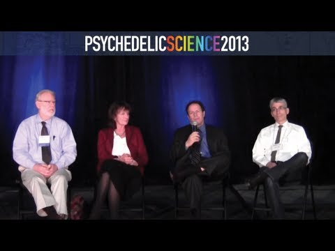 Psychedelic Research Founders Discussion