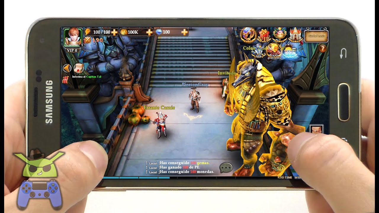 Los Mejores Nuevos Juegos Rpg Para Android 34 Youtube