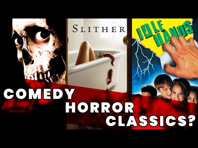 Comedy Horror - Monster of the Week | Grawlix Nights