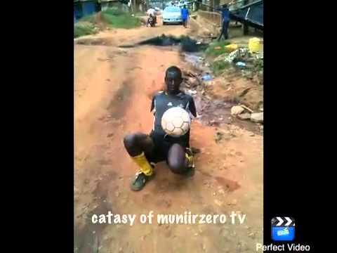 Best african football skills by muniir Hero