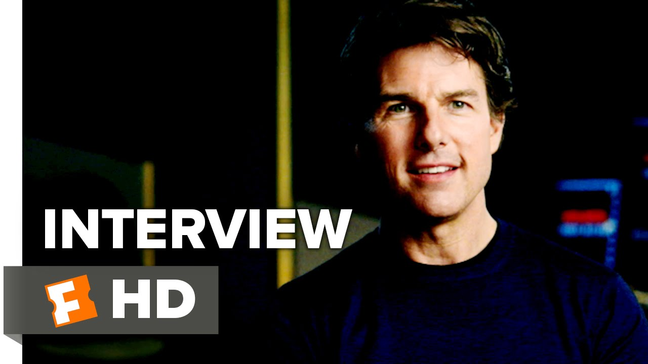 Mission: Impossible - Rogue Nation Interview - Tom Cruise ...