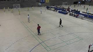 《ハンドボール》2019年6月19日 北海道高等学校ハンドボール選手権大会 北海道予選会 前半