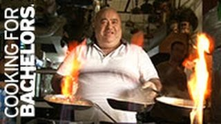 Gambar cover Dr. Shakshuka in Jaffa, Israel by Cooking for Bachelors® TV
