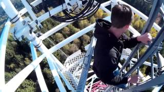 Live Experience Explore - 320ft tower climb