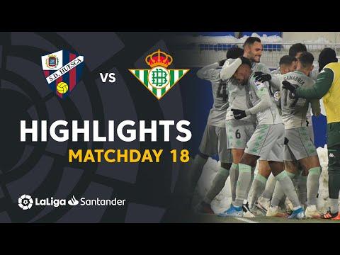 Huesca Betis Goals And Highlights