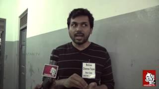 Rescue Chennai Team | Actor Arya | Karthi | Varalakshmi