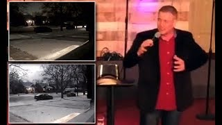 Pastor in Michigan claims to have predicted meteorite