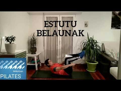 Lasarte 2020 04 28 Pilates sukaldeko roiloa