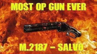 *M.2187 SALVO | MOST OVERPOWERD GUN EVER | *60 KILLS | CALL OF DUTY INFINITE WARFARE