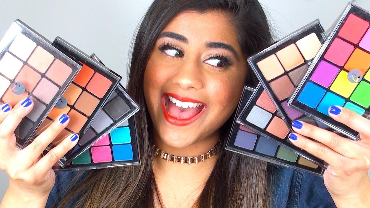 Zero makeup palette review
