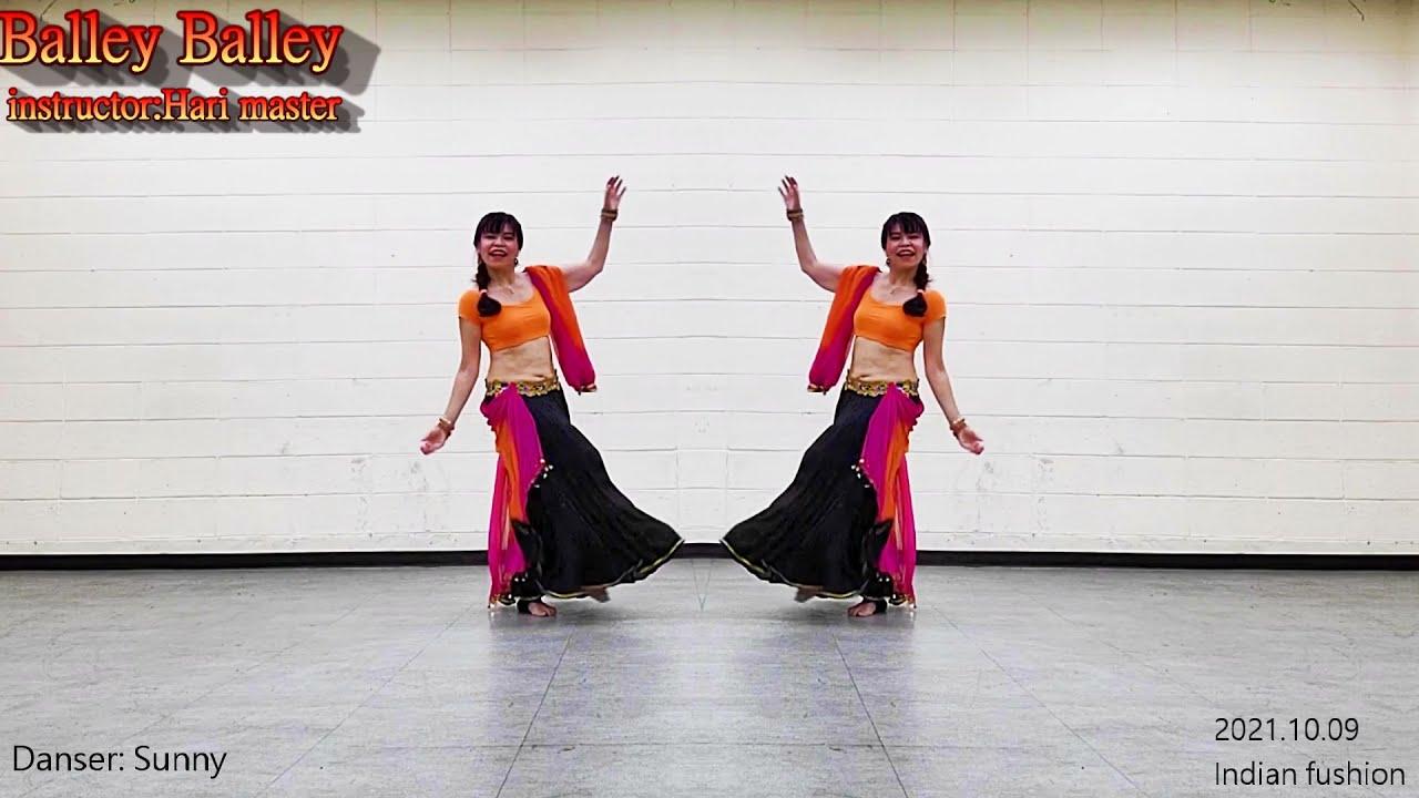 Download Balley Balley (Indian Dance)