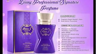 DIANZ PROFESSIONAL SIGNATURE PERFUME