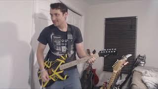 Van Halen - Beautiful Girls (Guitar Cover)