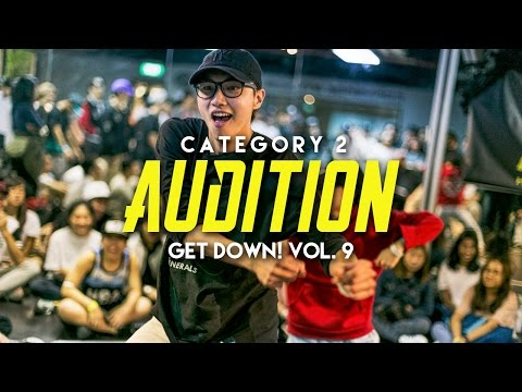 Category 2 Audition | Get Down! Vol. 9 | RPProductions