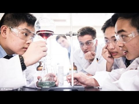 Sydney students create HIV and malaria drug Daraprim in their school laboratory