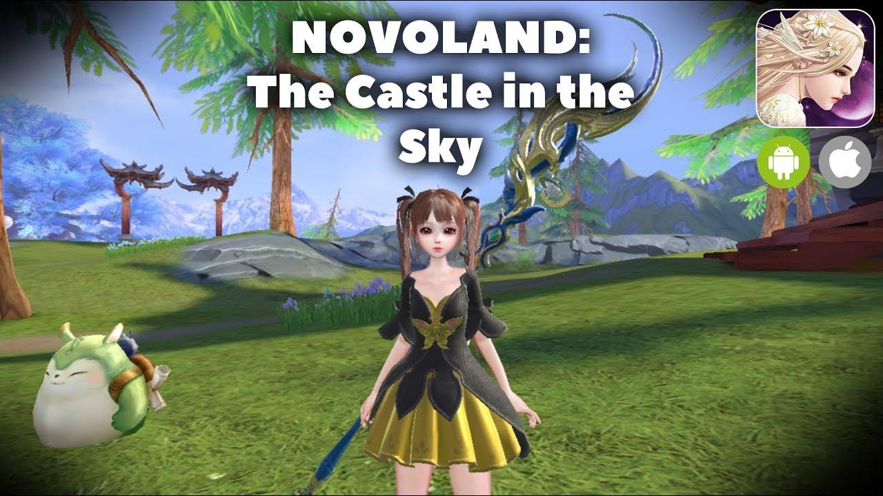 Novoland 九州天空城3D MMORPG Android / iOS Gameplay