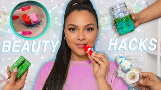 How to Apply Makeup PERFECTLY! DIY Makeup Hacks & Gadgets for Beginners!