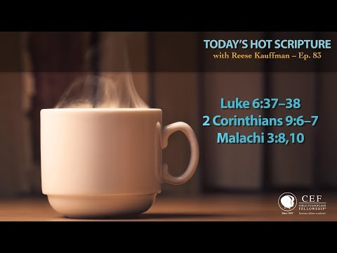 Today's Hot Scripture with Reese Kauffman Episode 83