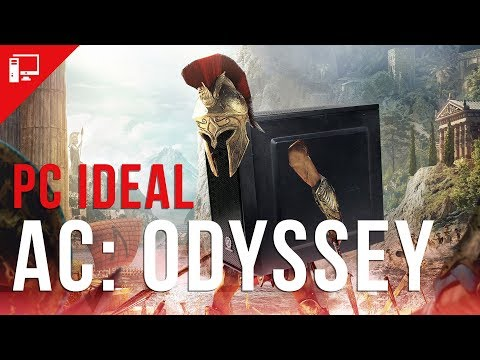 PC Ideal com Assassin's Creed Odyssey