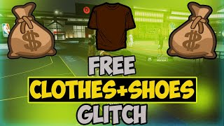 NBA 2K20 All Clothes and Shoes…
