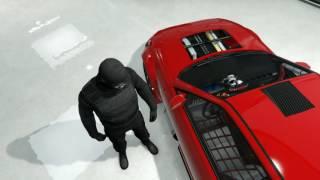 Garagem GTA Online