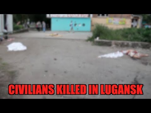 Civilians Killed in