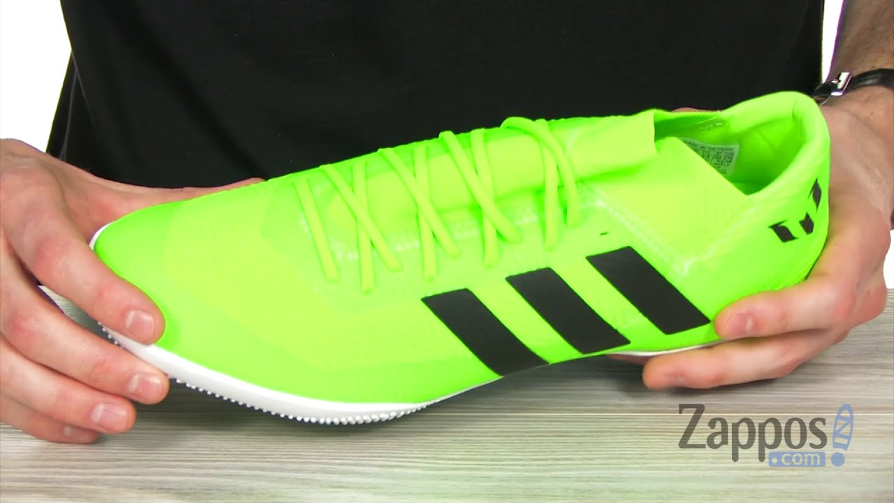 d291aef952a adidas Nemeziz Messi Tango 18.3 IN World Cup Pack SKU  9047783 - YouTube