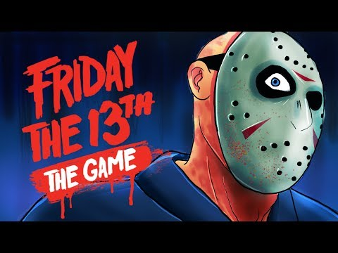 FRIDAY THE 13th The Game Gameplay Walkthrough Part 2 Killing Jason Giveaway