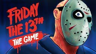 FRIDAY THE 13th The Game Gameplay Walkthrough Part 2 KILLING JASON + Giveaway thumbnail