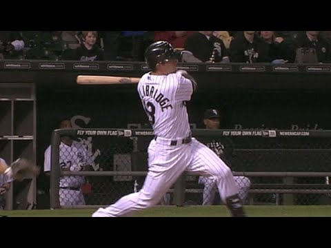 10,000th home run in White Sox franchise history