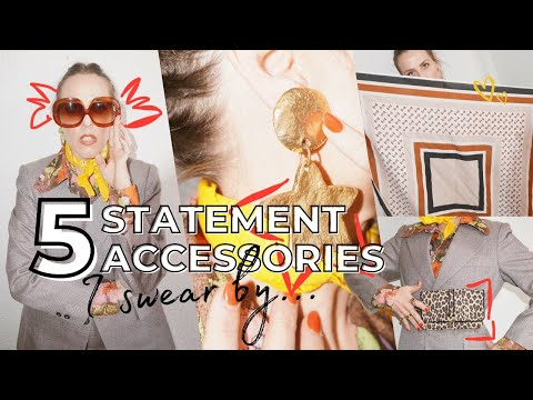 ACCESSORIES YOU NEED IN YOUR CLOSET/ HOW TO ACCESSORIZE LIKE A PRO - YouTube