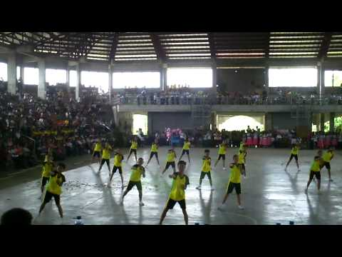 JONES RURAL SCHOOL - AEROBICS COMPETITION NUTRITION MONTH 2013