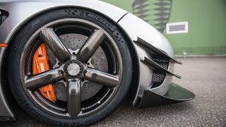 Making 280mph Capable Carbon Fiber Wheels - /INSIDE KOENIGSEGG