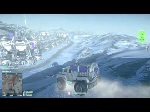 GutterSnipe Online #1. Planetside 2 new mining and general laughs.