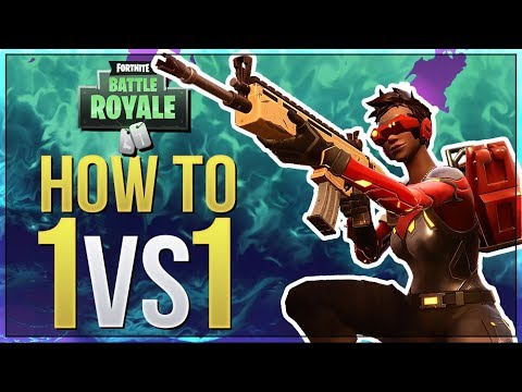 HOW TO WIN | 1v1 Fights Guide and Tips (Fortnite Battle Royale)
