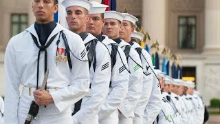 Freedom - U.S. Navy Band and U.S. Navy Ceremonial Guard