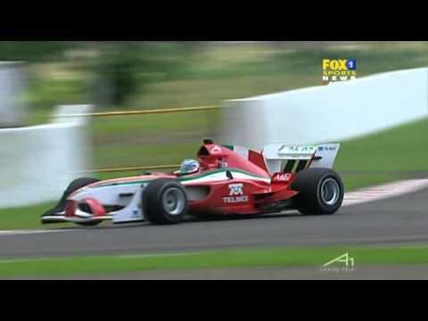 A1GP   2005 2006   Round 8   Race 1