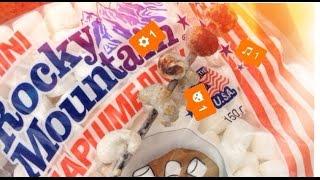 How To Roast Marshmallow | Как Приготовить На Костре Маршмеллоу