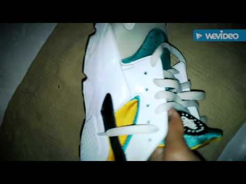 How to clean Huaraches