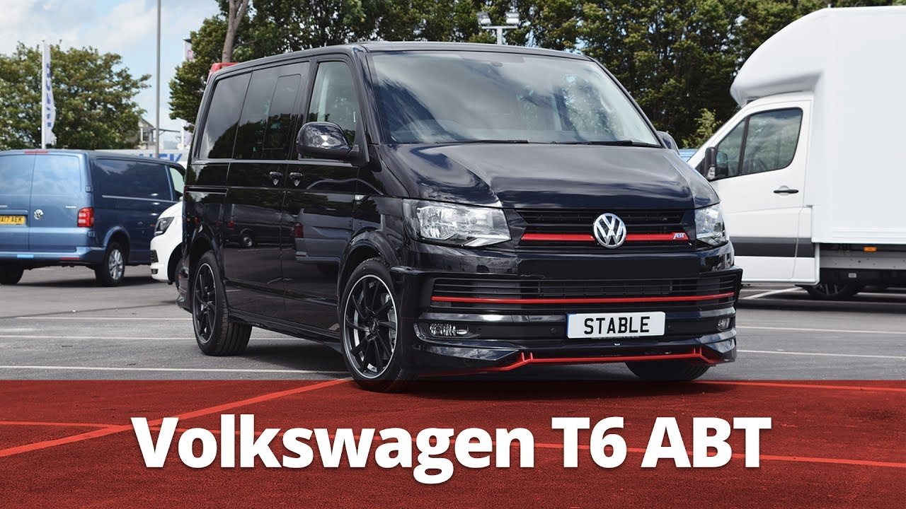 abt vw t6 transporter walkaround 2 0 bitdi 204ps dsg. Black Bedroom Furniture Sets. Home Design Ideas